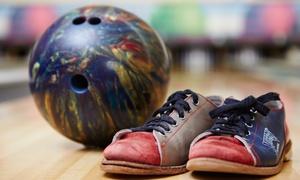 Bowling ou laser-blast pour 2 ou 4 pers.