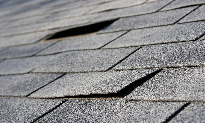 Oswego Roofing - Portland: Roof Maintenance or Cleaning Package from Oswego Roofing (Up to 52% Off)