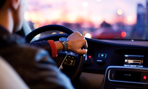 Black Taxi GmbH I G: 3 Std. Stadtrundfahrt mit Sedan-Limousine oder Minivan  bei Black Taxi GmbH I G (bis zu 53% sparen*)