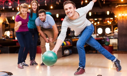 2 Hours of Bowling for Two or Four with Optional Snack Bar Vouchers at Northwoods Lanes (Up to 54% Off)