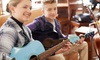 Up to 53% Off Private Music Lessons at Orange Music Studio