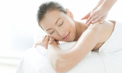 image for Deep Tissue Massage at Body in Place (50% Off)