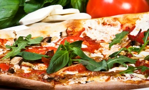 Firehouse Pizza: 60% off at Firehouse Pizza