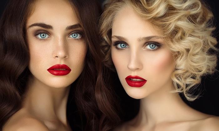 Total Beauty Salon いんかろーず - Total Beauty salon いんかろーず: 59%OFF【4,200円】弾むようなゆるふわカールか、美しい発色のカラーをセレクト≪カット+(カラーorパーマ)+トリートメント≫ @Total Beauty Salon いんかろーず