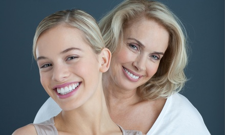 Teeth Whitening with Check-Up and Optional Two X-Rays at Smileright Barbican London (79% Off)