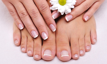 Shellac Polish on Toes ($17) or Shellac Manicure ($21) at Beauty On The Terrace (Up to $35)
