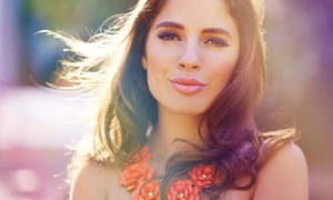 Boulevard Hair Studio: Dry Haircut or Wash, Cut and Restoring Conditioning Treatment at Boulevard Hair Studio (Up to 61% Off)