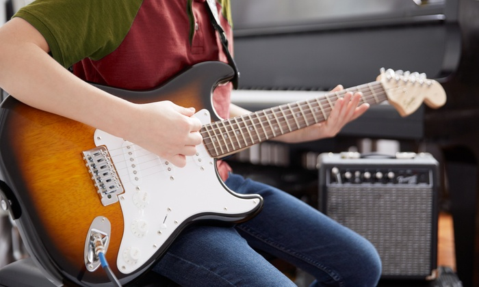 totally electric guitars deal of the day groupon. Black Bedroom Furniture Sets. Home Design Ideas
