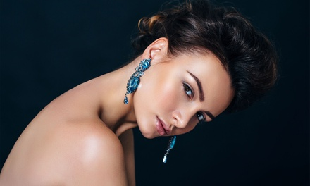 Limpieza facial con opción a diseño de cejas y/o masaje en Calysta Salón de Belleza (hasta 72% de descuento)