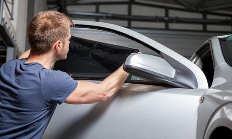 Heck- und Seitenscheibentönung für 3-, 5-Türer, Limousinen, Kombis oder SUV bei Autoglas Düsseldorf