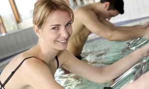 La Baignoire: 1 ou 3 séances d'aquabiking dès 14,99 € au centre La Baignoire