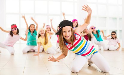 image for Hip Hop Camp for One or Two Children at Linda Dobbins <strong>Dance</strong> (Up to 55% Off)