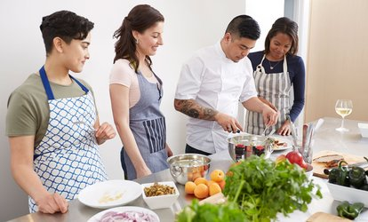 image for BYOB <strong>Cooking Classes</strong> for One, Two, or Four at Chef Nite Orlando (Up to $75 Off)