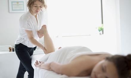 1 o 3 sesiones de reflexología podal y masaje de drenaje linfático desde 11,90 € en Vanity Plas