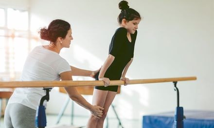 One Month of Gymnastics Classes for One at Artistic Gymnastics (Up to 57% Off)