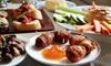 Liberté Tapas & Potation - Hamilton: Shareable Small Plates for Two or Four at Liberté Tapas & Potation (Up to 45%Off)