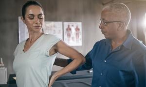 Spine Lab Fisioterapia: Visita fisioterapica più 2 o 4 sedute di manipolazione vertebrale allo studio Spine Lab Fisioterapia (sconto fino a 73%)