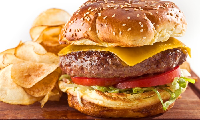 Tommy's Hamburger Grill & Patio - Forth Worth: Burgers, Sandwiches, and Drinks for Lunch, Dinner, or Carry-Out at Tommy's Hamburger Grill & Patio (50% Off)