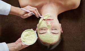 Glam Spa & Skin Gym: One, Two, or Three Customized Skin Facials at Glam Spa & Skin Gym (Up to 53% Off)