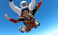 1x Tandemsprung aus 4.000 Metern Höhe mit 50 Sekunden freiem Fall mit TAKE OFF Fallschirmsport