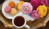 Sumptuous or Sparkling Afternoon Tea for Two at Jam Restaurant (Up to 34% Off)
