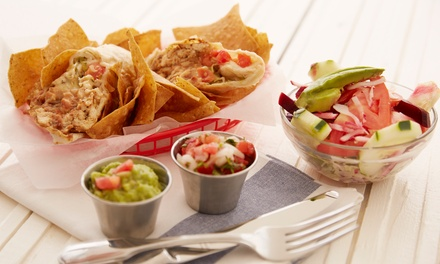 Choice of Mexican Meal for One or Two at Grill 'n' Greens