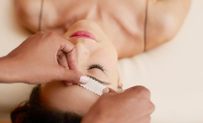 <strong>Eyebrow</strong> or Full Face Wax or <strong>Threading</strong> at Kimesh Hair (Up to 48% Off)