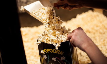 Popcorn and Treats at POParazzi's Gourmet Popcorn (Up to 50% Off). Two Options Available.
