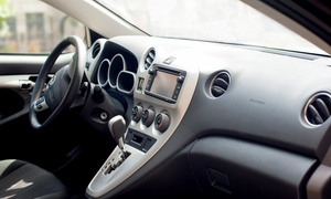 DetailXPerts: Detailing Package, Exterior Steam Clean with Tire Treatment, or Interior Steam Clean at DetailXPerts (Up to 53% Off)