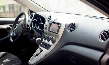 One or Two Interior-Exterior Auto-Detailing Packages at Old School Customs (Up to 73% Off)