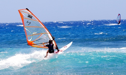 Windsurfing, Sailing, Kayaking or Stand-Up Paddleboarding Lesson for Up to Four with Fingal Adventure Centre (50% Off)