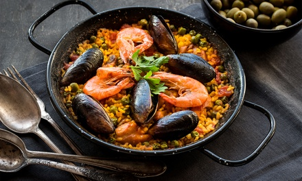 Lunch or Dinner Experience for Two, or Three at Mallorca Restaurant (Up to 27% Off)