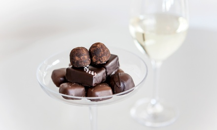 BYOB Chocolate-Truffle-Making Class for Two, Four, or Six at Tasty Image Chocolate Shoppe (Up to 54% Off)