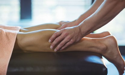 60-Minute Full-Body Massage at The Laser Beauty Clinic Solihill