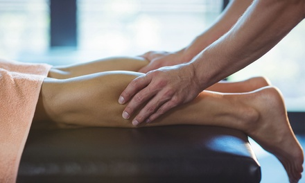 10 o 15 sesiones de masaje drenante y presoterapia desde 29,95 € en Paloma I. F. Peluquería & Estética