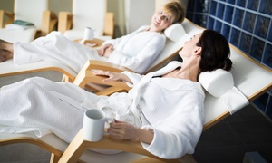 Britannia International Hotel London: Spa & Gym Access with Classic/Champagne Afternoon Tea Britannia International Hotel London Non-Accomodation Upto 35% Off