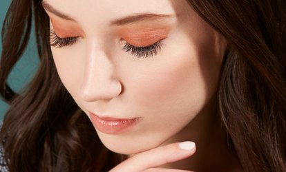 Full Set of Classic or Mink <strong>Eyelash Extensions</strong> at The Bamboo Spa (Up to 55% Off)