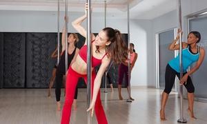 CAP FORM: 1 cours de pole dance pour 1, 2 ou 3 personnes dès 14,90 € à la salle de sport Cap Form