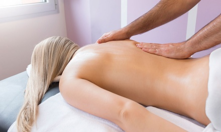 One or Three Deep-Tissue, Sports, Myofascial, or Therapeutic Massage at Crown Massage (Up to 40% Off)