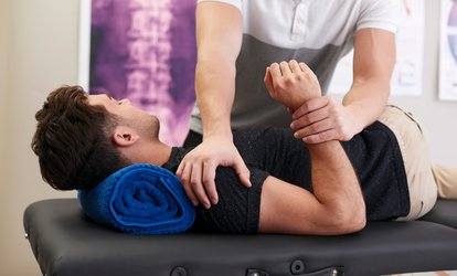 Exam, Consultation, and One Adjustment at Complete Chiropractic Sports and Wellness (Up to 86% Off)