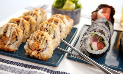 image for 25% Cash Back at Takami <strong>Sushi</strong> & Robata