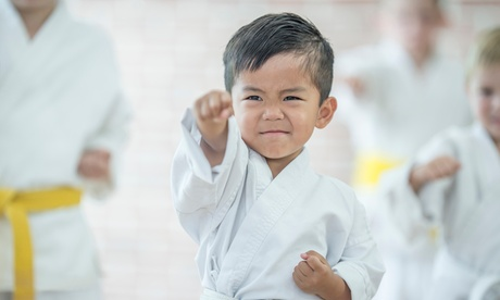 Basic or Deluxe Birthday Party Package at Karate Oconee (Up to 48% Off) aee6c2a6-8666-465c-a9ad-2014fb0d7df6