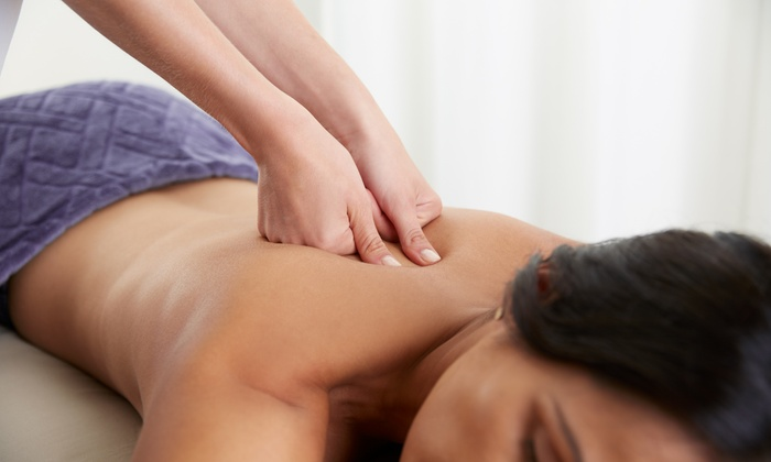 OhLaLa Massage - OhLaLa Massage: Swedish or Deep-Tissue Massages and Body Scrubs at Ohlala Moroccan Spa (Up to 68% Off). Four Options Available.