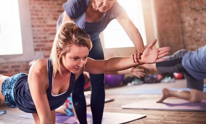 3 ou 5 séances de pilates d'1h à Body Form Studio dès 14,90 €