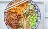 Vegetarian Rice or Noodles