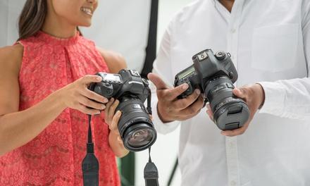 Cours de photo professionnel