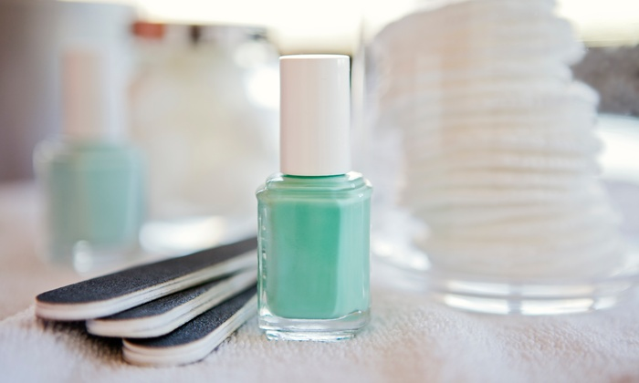 Le Rouge Salon and Spa - Le Rouge Salon and Spa: One or Two Manicures or One or Two Pedicures at Le Rouge Salon and Spa (Up to 53% Off)