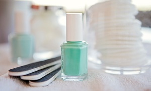 Le Rouge Salon and Spa: One or Two Manicures or One or Two Pedicures at Le Rouge Salon and Spa (Up to 53% Off)