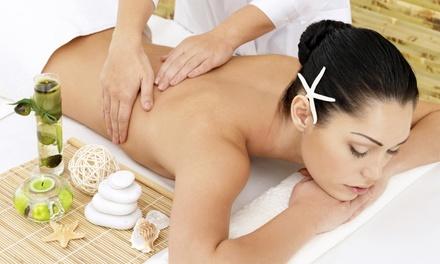 1 sesión de masaje a elegir de 30 o 60 minutos desde 14,99 € en Doctora Regina Miranda