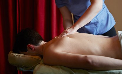 image for Therapeutic <strong>Massage</strong> (Up to 44%Off)